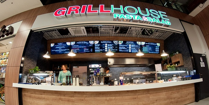 Reštaurácia Grillhouse Nitra - grill d3242b85ff7