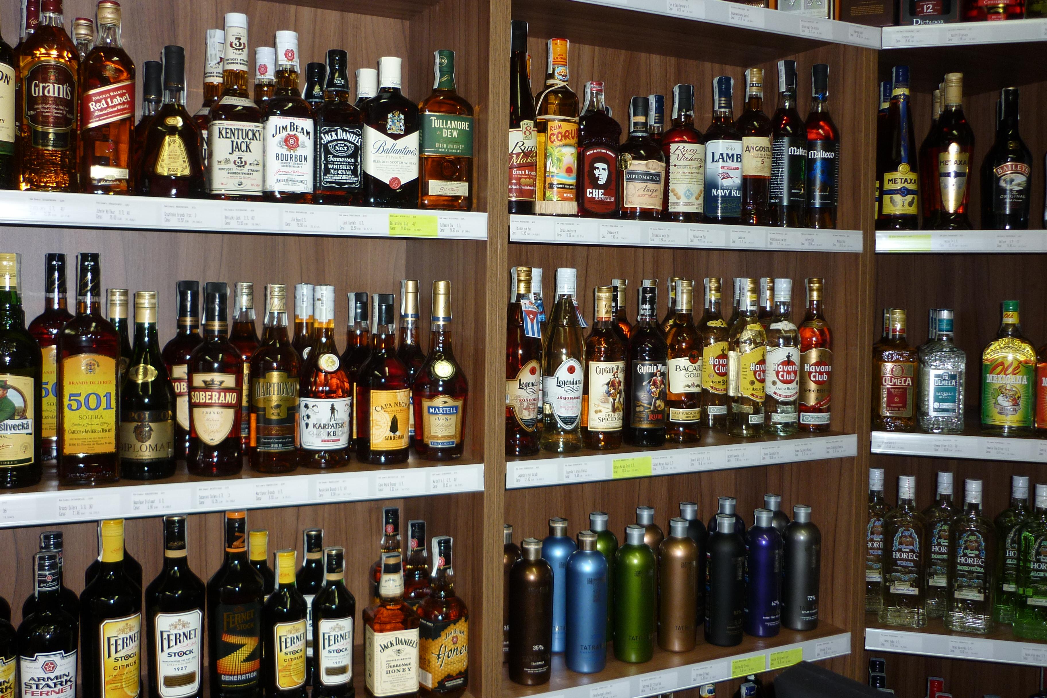Predaj destilátov Liquor shop Nitra - Katalóg firiem  16935b883ec