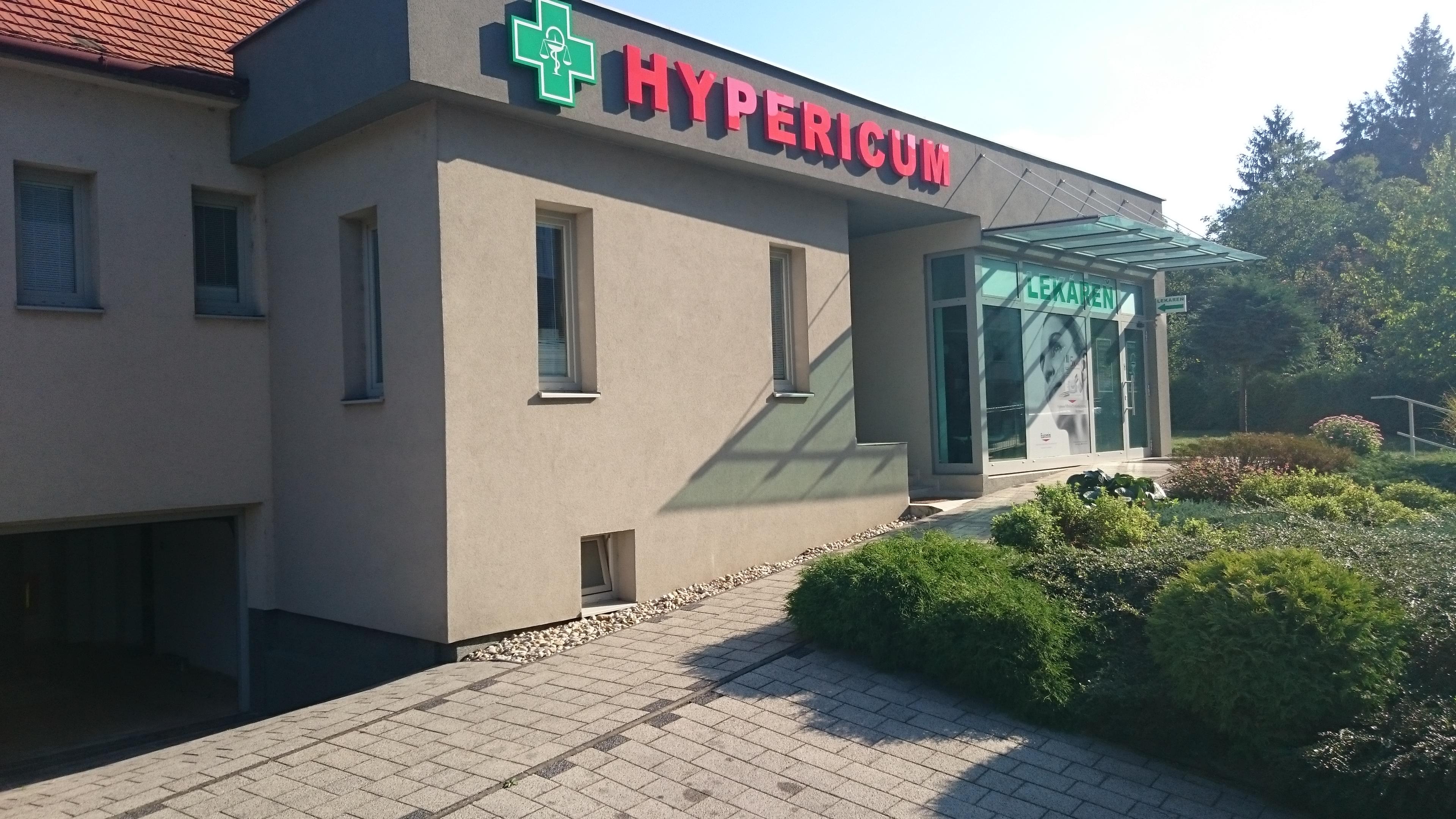 b161e88b4863 Lekáreň Hypericum - PharmDr. Katarína St - Katalóg firiem