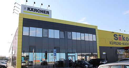 74d569308 KÄRCHER - stroje pre profesionálov a do - Katalóg firiem | moja Nitra