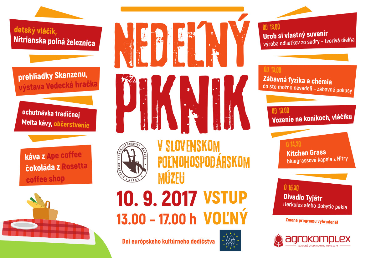c0fa5e7053458 Slovenské poľnohospodárske múzeum opäť p - Katalóg firiem | moja Nitra