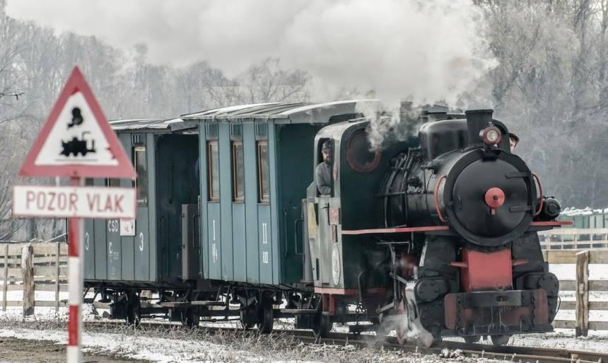d3868687f936 Mikulášsky vlak aj tento rok v Nitre - Katalóg firiem